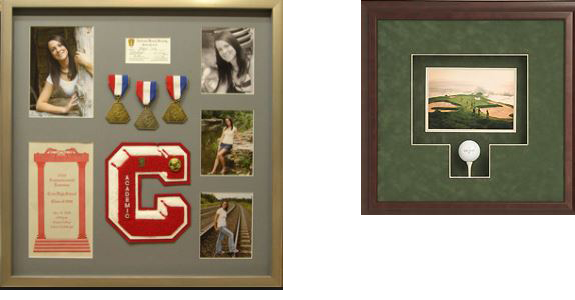 Custom Picture Frames & Boxes in Payson, AZ   Cornerstone